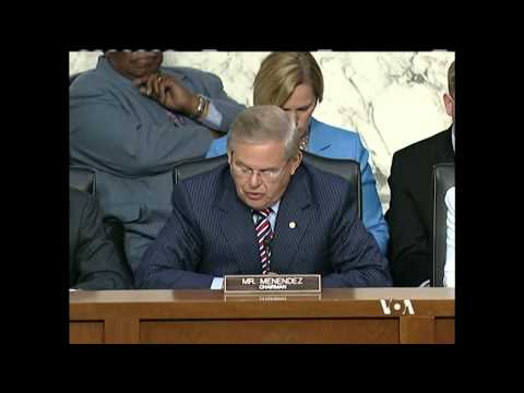 Inaction on Syria strengthens North Korea and Iran - Senator Menendez