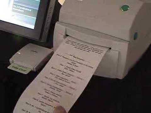 TruVote Voter Verified Paper Ballots Elections