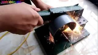 máy cắt sắt cực mạnh từ mô tơ 840