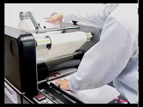 Ultra Bond 520 Laminator from Lamination System