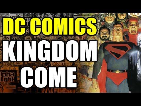 DC Comics: The story of Kingdom Come