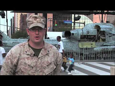 Marine Week 2012 - Cleveland