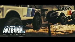 Pro-Line Ambush 4x4 1:25 Mini Scale Crawler RTR
