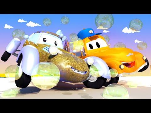 Автомойка Эвакуатора Тома - Модница Кейти 2 - Автомобильный Город 💧 детский мультфильм