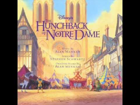 Alan Menken - The Bells Of Notre Dame