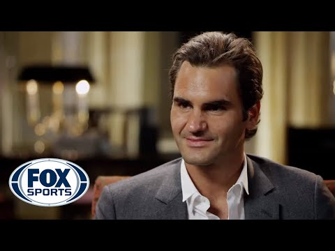 Roger Federer - 1 on 1