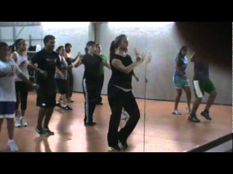 magalenha - Samba - Zumba With Rochelle! video