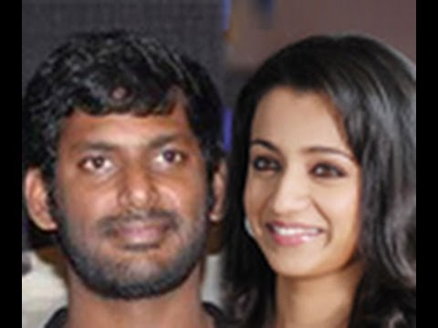 Trisha pairs up with Vishal