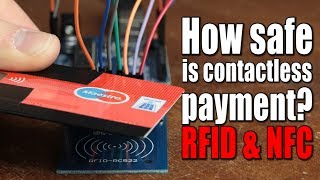 How safe is contactless payment? || How does RFID & NFC work? || EB#40
