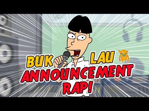 Buk Lau Announcement RAP! - Ownage Pranks