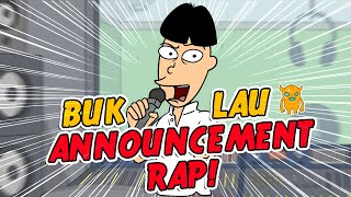 Buk Lau Announcement RAP! - Ownage Pranks