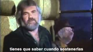 the gambler - Kenny Rogers & muppets subtitulada