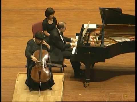 Феликс Мендельсон - Соната для виолончели №2 op.58