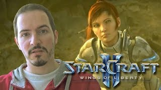 STARCRAFT 2: WINGS OF LIBERTY - The Betrayal On Kerrigan REACTION & REVIEW