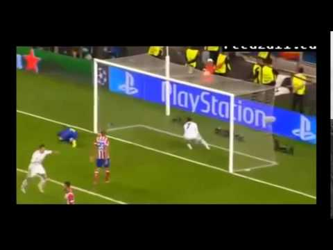 Real Madrid vs Atletico Madrid (4-1) : Champions League Final Full Highlights 24 May 2014