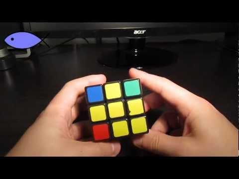 Zauberwürfel lösen für Anfänger - verständlich und mit Bildsprache erklärt [HD]