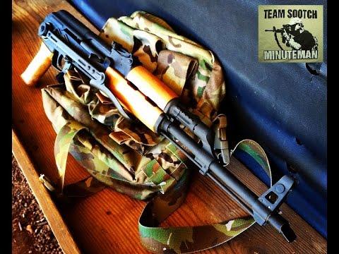 Hungarian AK63D Rifle Review Century Arms AK47