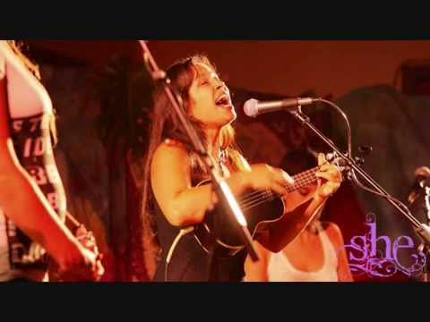 Pozitive Flow~ Off The Grid ~ music from Puna, Hawaii~ Tiana Malone Jennings