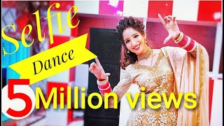 Selfie song Dance |  Amrit Devgan | Gurshabad | punjabi dance | Bhangra performance |