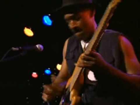 Marcus Miller - Scoop Live