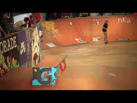 CLIP OF THE DAY - PAUL RODRIGUEZ - SWITCH TRE LINE -
