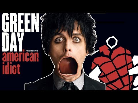 Green Day - Holiday but it's a complete mess (those notes)