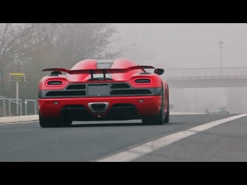 BEST of Supercar SOUNDS 2012 - LOUD SOUNDS!
