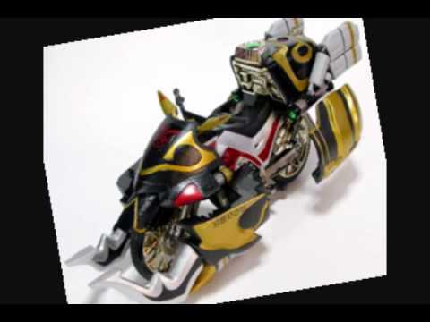 IceNocturnal Presents: Kamen Rider Kuuga Rider Chips Opening Theme Chipmunks Version