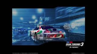 Gran Turismo 3 Unused Music - An Endless Journey