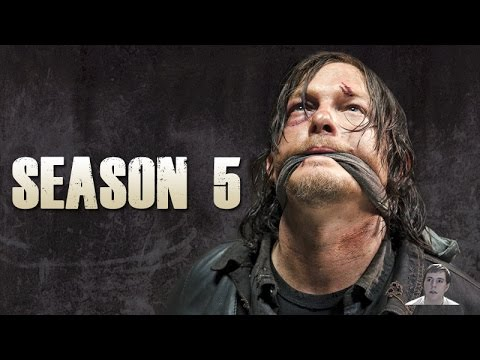 The Walking Dead Season 5 - Daryl Bound and First Major Character Death Rumor Update!