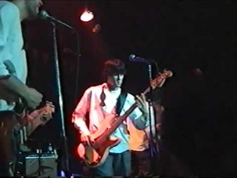 Les Marmottes Aplaties (Détruire, avec Alex Jones) @ Dernier concert L Alizé, Montréal, 2004