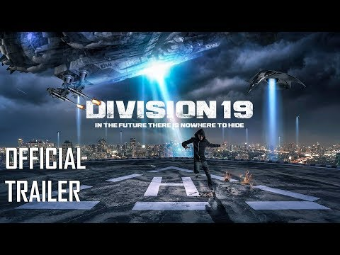 DIVISION 19 Official Trailer 2019 Science Fiction Movie