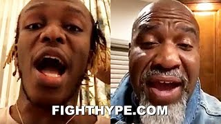"KSI & BRIGGS GO AT IT AGAIN OVER ""SHADY SH*T""; BRIGGS BLAMES HEARN ""SABOTAGE"" & ASKS FOR ""PART 3"""