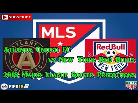 Atlanta United FC vs. New York Red Bulls | 2018 Major League Soccer | Predictions FIFA 18