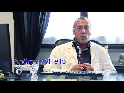 1° PUNTATA: UROLOGIA ANDROLOGIA 3D - Urologo Andrologo di Roma