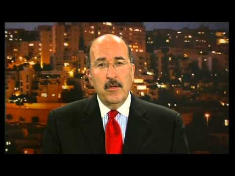 Dore Gold, advisor to Israeli PM Netanyahu on Gaza - Newsnight