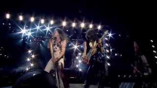 """Aerosmith - 「Aerosmith Rocks Donington 2014」コンサート・フィルムから""""Mama Kin""""のライブ映像を公開 thm Music info Clip"""