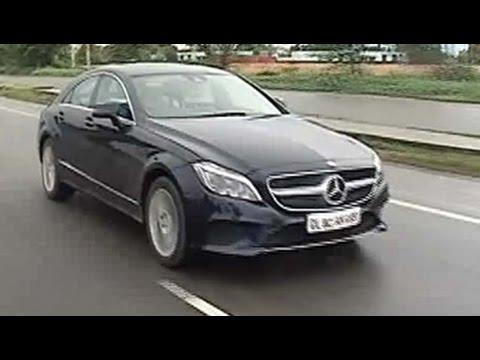 Mercedes-Benz CLS 250 CDI driven