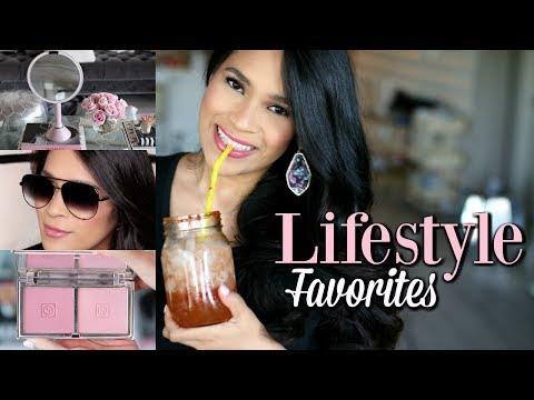 Current Lifestyle Favorites & Finds! MissLizHeart
