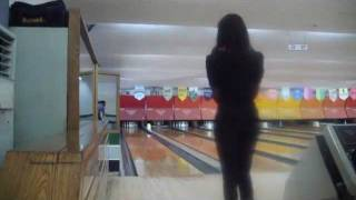 Bowling in South Korea