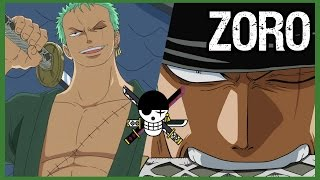 "The Strawhat Pirates: ""PIRATE HUNTER"" RORONOA ZORO"