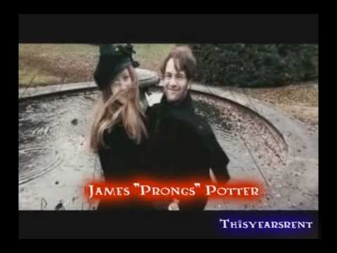 Harry Potter - Mooney, Wormtail, Padfoot, and Prongs - FanFic Trailer