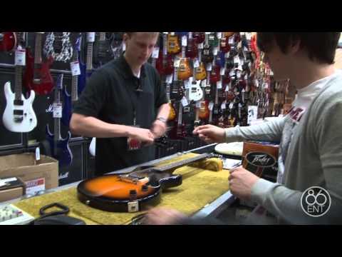 Drake Bell Guitar Giveaway