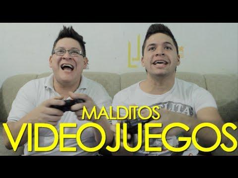 MALDITOS VIDEOJUEGOS