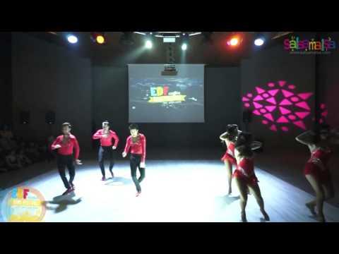 Dansadres Group Dance Performance - EDF 2016