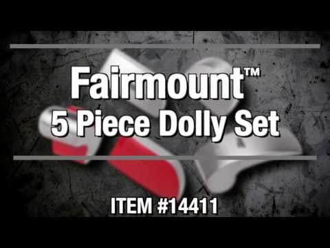Fairmount 5 Piece Dolly Set From Eastwood