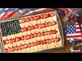 4th of July Recipes - How to Make Patriotic Fruit Pizza