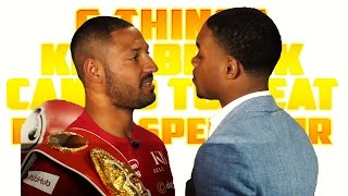 6 THINGS KELL BROOK CAN DO TO BEAT ERROL SPENCE JR. (BOXINGEGO)