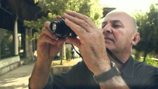 Charlie Waite with the LUMIX LX5 - Istanbul