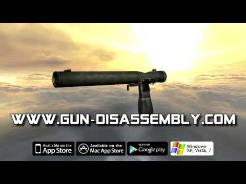 Welrod MKII (full disassembly and operation)